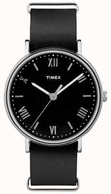 Timex Bracelet noir pour homme TW2R28600