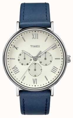 Timex Chronographe multifonction pour homme southview bleu TW2R29200