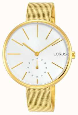 Lorus Bracelet en maille élégante en or féminin RN422AX9