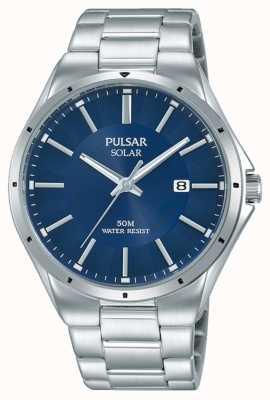 Pulsar Bracelet en acier inoxydable pour homme PX3139X1