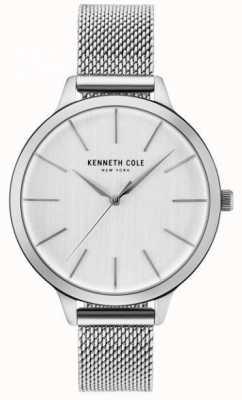 Kenneth Cole Bracelet en maille en argent et argent en argent sterling KC15056009