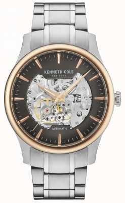 Kenneth Cole Bracelet en acier inoxydable automatique KC15110001