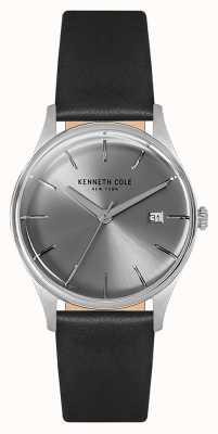 Kenneth Cole Boîtier en acier inoxydable 35 mm Womans argenté KC15109004