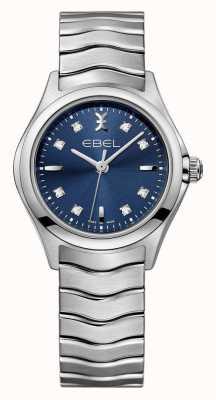 EBEL Montre en acier inoxydable 1216315