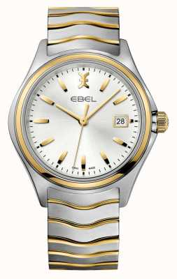 EBEL Montre en or à deux tons 1216202
