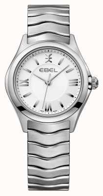 EBEL Wave en acier inoxydable 1216374