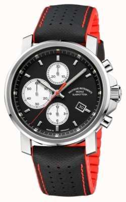 Muhle Glashutte 29er grand chronomètre automatique cuir / caoutchouc M1-25-43-NB