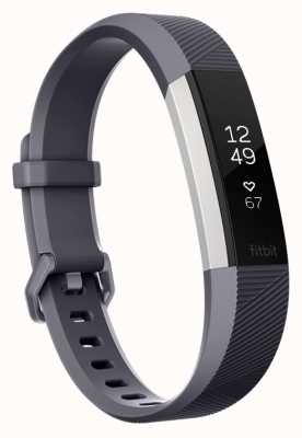 Fitbit Alta hr - gris, petit FB408SGYS-EU