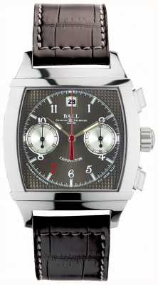 Ball Watch Company Vanderbilt Gray Dial Chronographe Conducteur en édition limitée CM2068D-LJ-GY