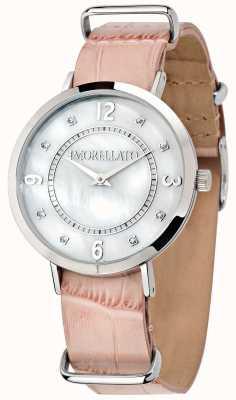Morellato Montre femme versilia rose en cuir R0151133508