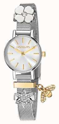 Morellato Montre à bracelet en acier inoxydable Tesori pour femme R0153122576