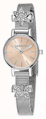 Morellato Montre à bracelet en acier inoxydable Tesori pour femme R0153122582