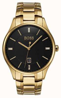 Hugo Boss Montre bracelet bracelet homme masculin 1513521