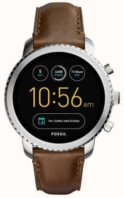 Fossil Sport des hommes q smartwatch exploriste FTW4003