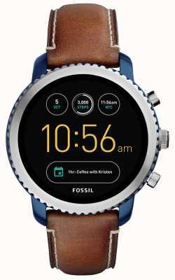 Fossil Homme sport q explorist smartwatch FTW4004