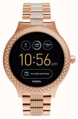 Fossil Womans q venture smartwatch FTW6008