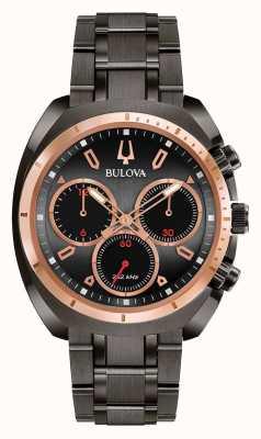 Bulova Bracelet sport noir sport ionisable 98A158