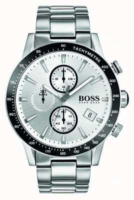 Hugo Boss Compteur blanc pour chronomètre automatique 1513511