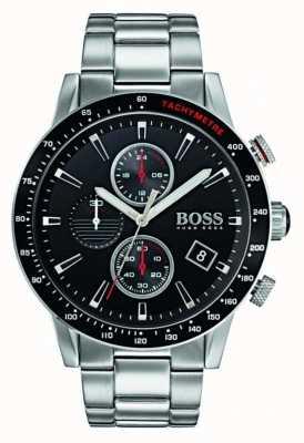 Hugo Boss Compteur noir pour chronomètre automatique 1513509
