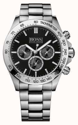 Boss Ikon chronographe en acier inoxydable 1512965