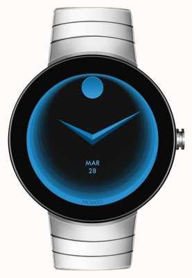 Movado Connectez bracelet en acier inoxydable smartwatch 3660017