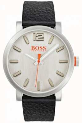 Hugo Boss Orange Montre homme bilbao en argent 1550035