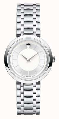 Movado Bracelet en argent sterling de quartz 1881 Womans 0607098
