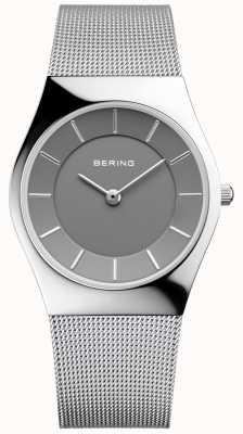 Bering Bracelet classique millanais rond classique Womans 11936-309