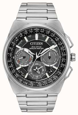 Citizen F900 satellite wave gps chronographe super titane CC9008-50E