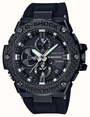 Casio Hommes g-shock g-steel bluetooth triple connecteur carbone chrono GST-B100X-1AER