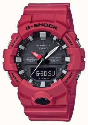 Casio Montre-bracelet multifonctions GA-800-4AER