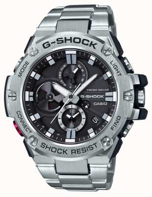 Casio G-steel bluetooth triple connect chronographe homme GST-B100D-1AER