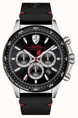 Scuderia Ferrari Chronographe Pilota 0830389