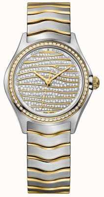 EBEL Montre en or 18 carats en or 18 carats pour femmes 1216285