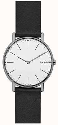 Skagen Bracelet noir signatur noir SKW6419