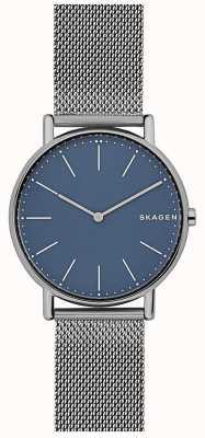 Skagen Bracelet en maille en acier signatur pour homme SKW6420