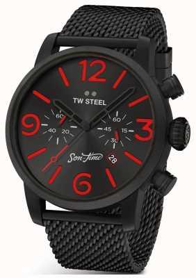 TW Steel Édition spéciale pour hommes fils de tempure de tempus temporel MST14