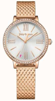Juicy Couture Womans mondain montre rose or 1901614