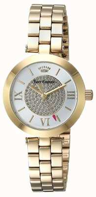 Juicy Couture Womans victoria montre ton or 1901625