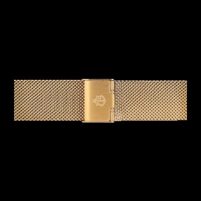Paul Hewitt Bracelet en acier inoxydable doré taille s PH-M1-G-4S