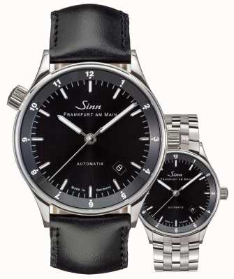 Sinn 6068 bracelet / bracelet set automatique frankfurt finance district 6068.010