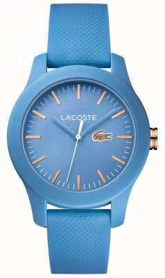 Lacoste Womens 12.12 regarde le bleu 2001004