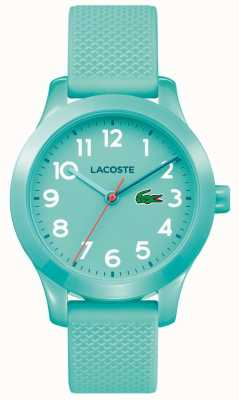 Lacoste Kids 12.12 watch turquoise 2030005