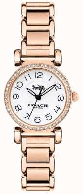 Coach Ensemble de cristal rose doré de Madison 14502853