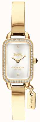 Coach Womens ludlow or rectangle dial 14502824