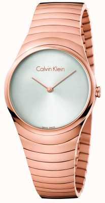 Calvin Klein Montre en or inox en acier inoxydable K8A23646
