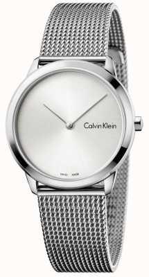 Calvin Klein Montre minimale Womans K3M221Y6