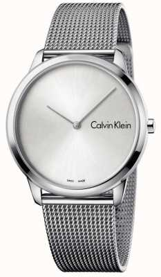 Calvin Klein Montre minimale Womans K3M211Y6