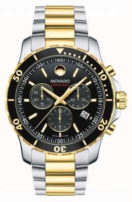 Movado Montre chronographe série Mens série 800 2600146