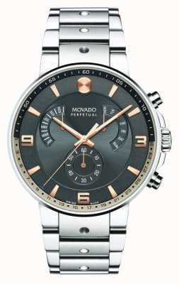 Movado Montre rétrograde Montre Mens Se 0607130